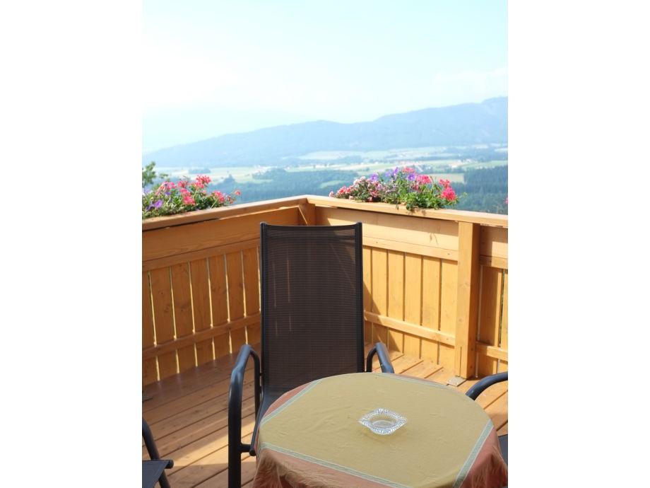 Ferienhaus hochfelner steiermark frau marianne hochfelner - Balkon veranda ...