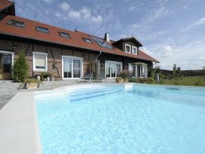 Ferienwohnung Storchennest im Spreewaldhaus zum Schoberplatz