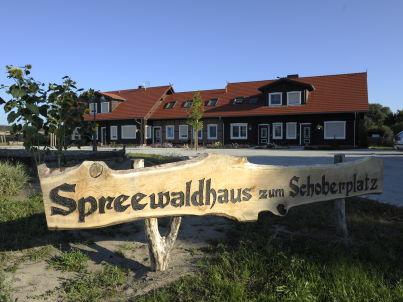 Storchennest Lübben Spreewald für 2 Personen