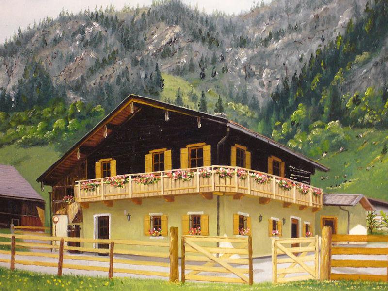 Farmhouse Hinteraschauhütte