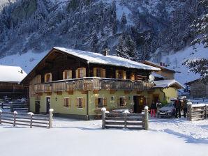 Bauernhof Hinteraschauhütte