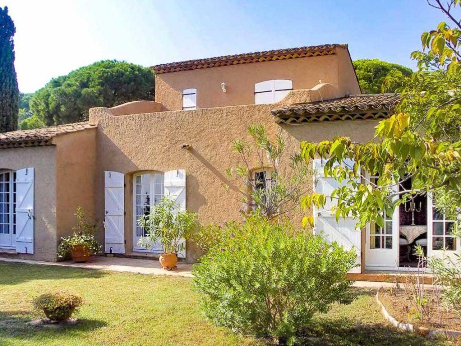Detached villa close to La Nartelle beach