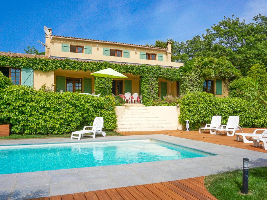 Villa mit privatem Pool in La Garde Freinet