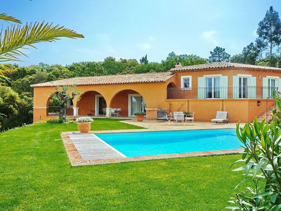 Villa mit Pool oberhalb von La Croix-Valmer