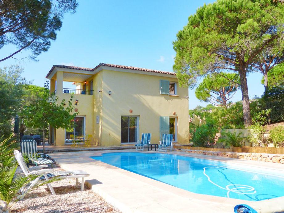 Ferienhaus für 6 Personen mit privatem beheizbarem Pool