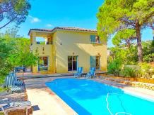 Ferienhaus mit privatem Pool in Les Issambres