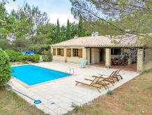 Ferienhaus mit Pool bei Ménerbes