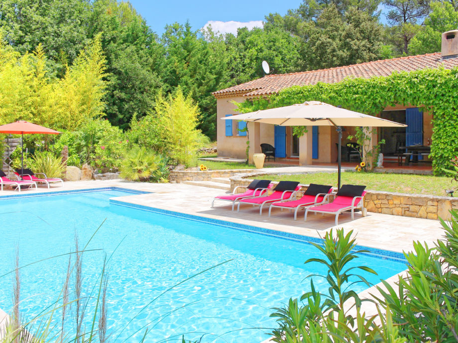 Holidayhome in Provence with Pool