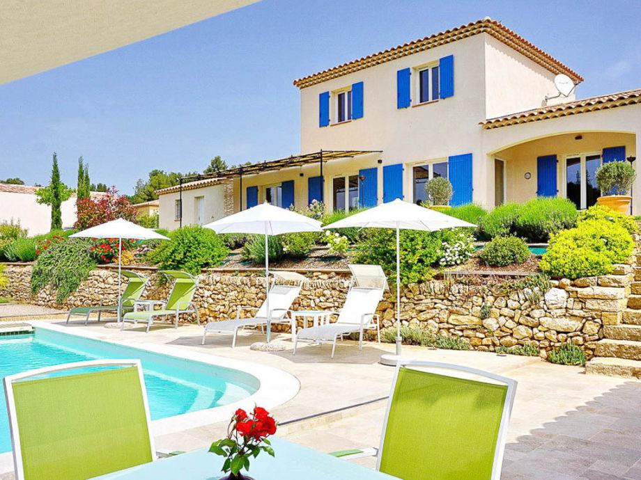 Villa mit Pool in der Nähe von Aix-en-Provence