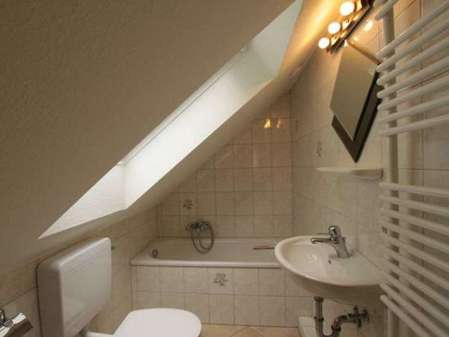 Ferienhaus kliffkate f hr firma anja petersen - Mini badewanne ...