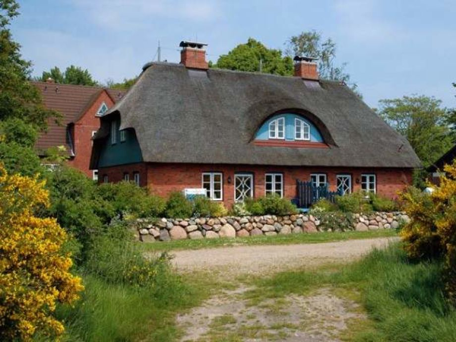 Das urige Reetdachhaus