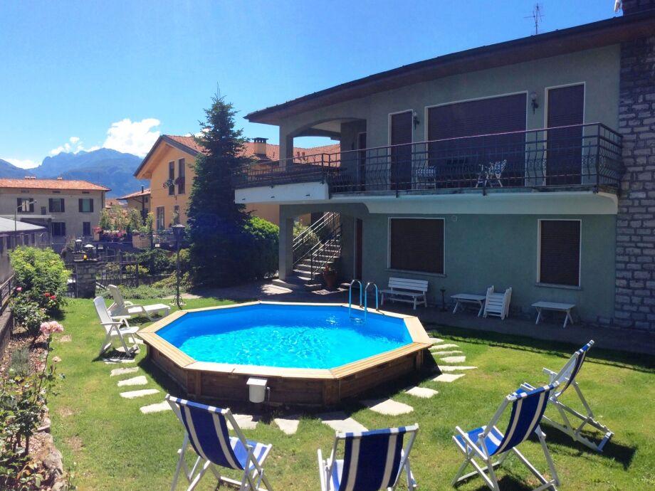 Villa mit Shwimbad