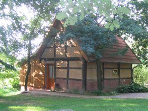"""Ferienhaus """"Das Backhaus"""" auf dem Bauernhof Hof am Kolk"""