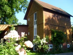"""Ferienhaus """"Der Turm"""" auf dem Bauernhof Hof am Kolk"""