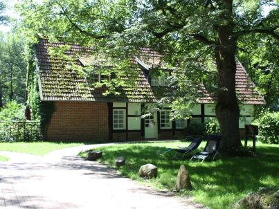 """""""Heuerhaus-unten"""" auf dem Bauernhof Hof am Kolk"""