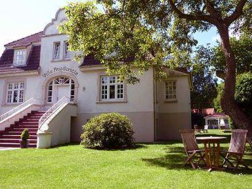 Ferienwohnung 2 mit Frühstück Villa Friedericia