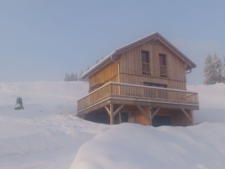 Klippitzhäusl im Winter