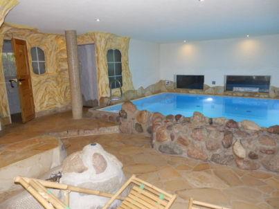 Bunte Villa Wohnung Ausguck