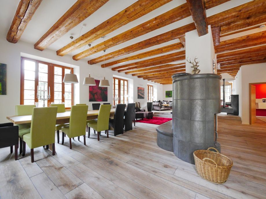Ausstattung Herrenhaus-Schluchsee