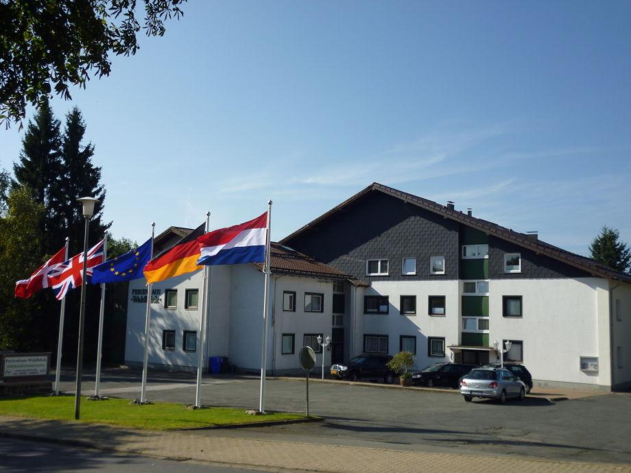 Apartmenthouse 'Waldblick' summer