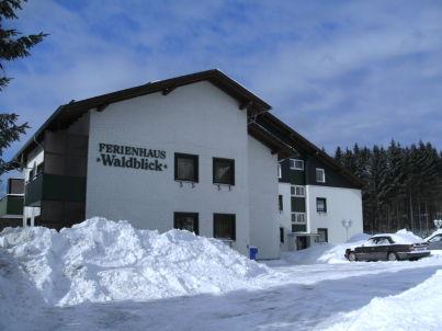 No.1 im Ferienhaus 'Waldblick' Neu!