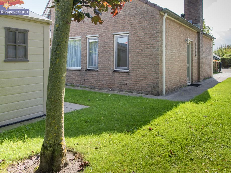 Ferienhaus rivage 6 niederlande nieuwvliet firma - Abstellraum garten ...