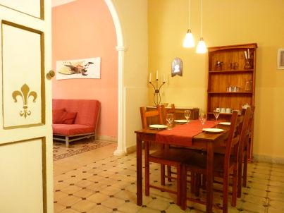 EL Arco Apartment im historischem Stadthaus
