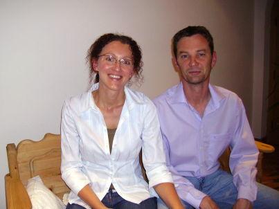 Ihr Gastgeber Christine und Peter Nagele