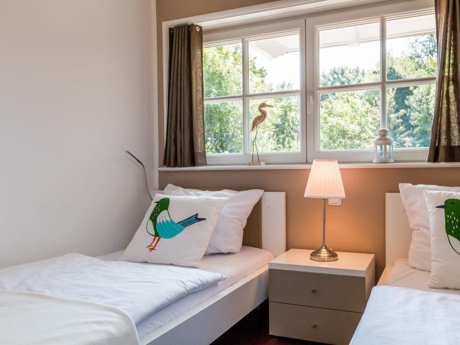 Ferienwohnung strandquartier 31 quartier 5 ostsee for Moderne einzelbetten