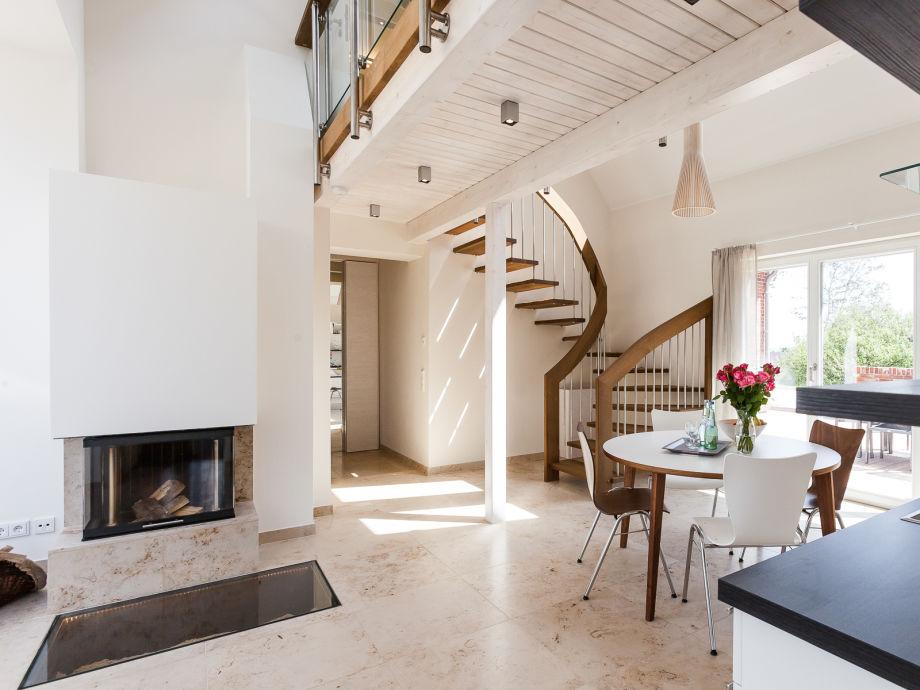 wunderschöne Wohnung mit Kamin
