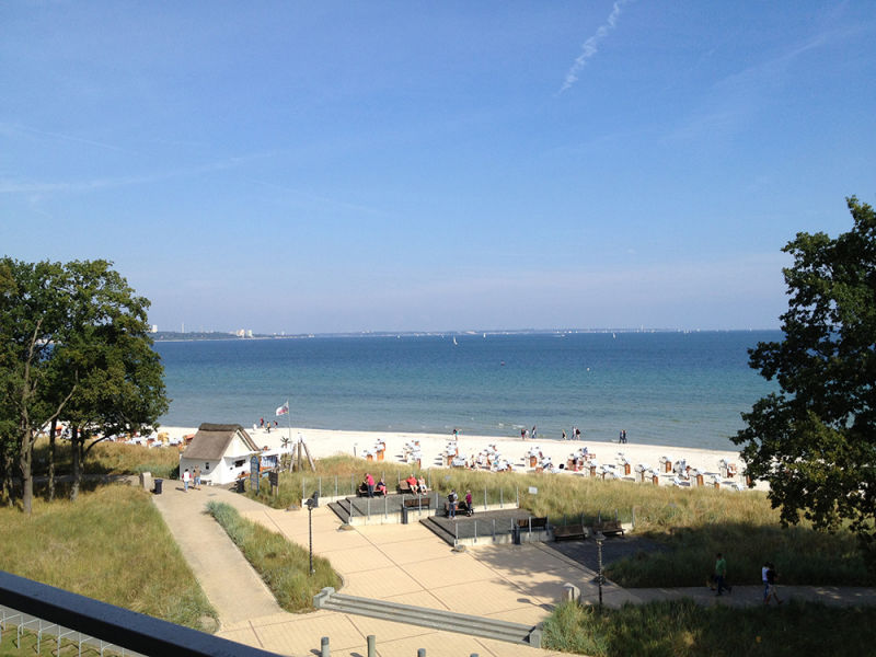 apartment | korb am meer