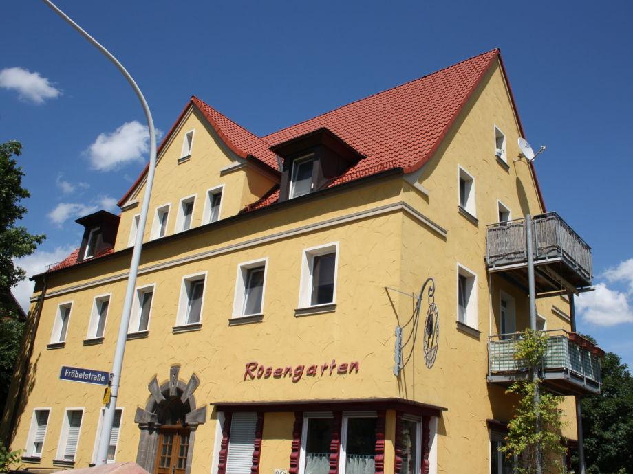 Haus Rosengarten am Park