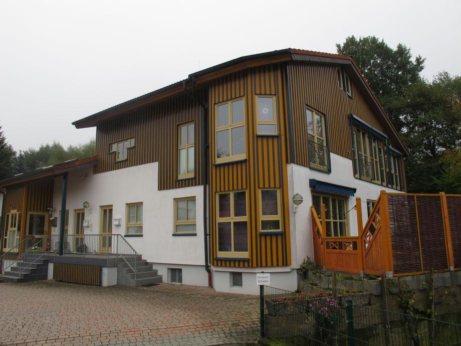 Außenaufnahme Burgblick