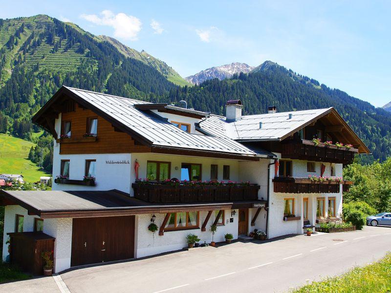 Ferienwohnung im Haus Widdersteinblick