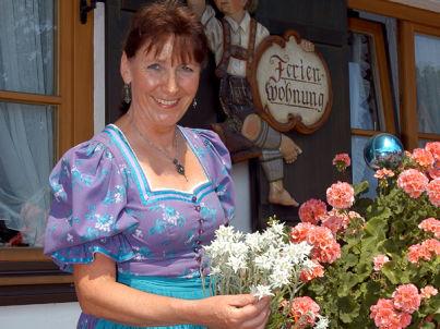 Ihr Gastgeber Christa Kapferer