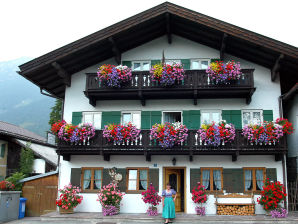 Holiday apartment Zugspitze
