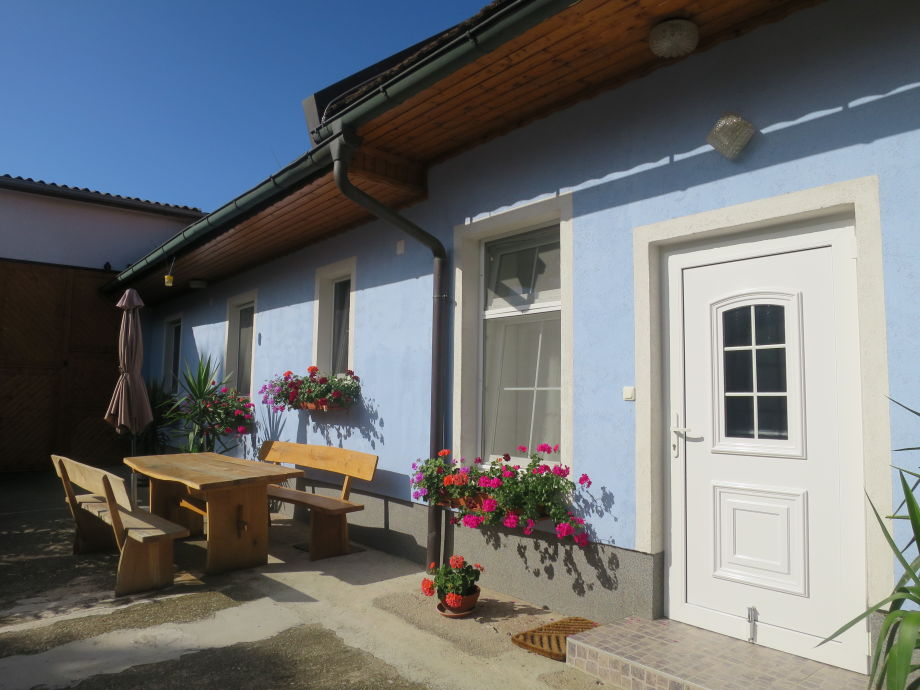 Ferienapartment Sattler 2 - im ruhigen Innenhof