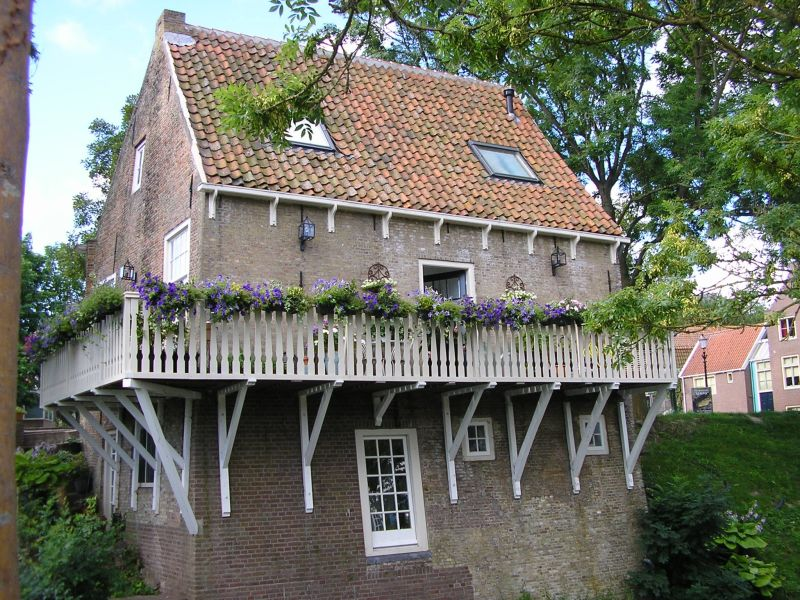 Holiday cottage De Vier Kroonen
