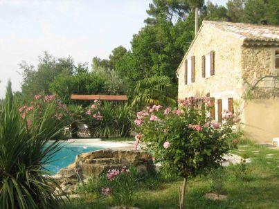 Oasis des Cigales, Haus Ermitage