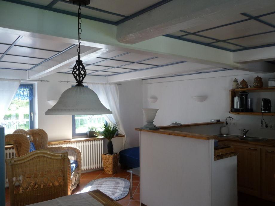 Ferienwohnung reetkate am deich erholung pur in for Wohnzimmer 19 jahrhundert