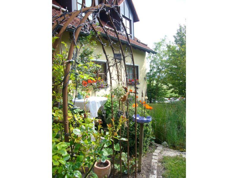 Ferienwohnung Kirschgarten im Haus Bayer
