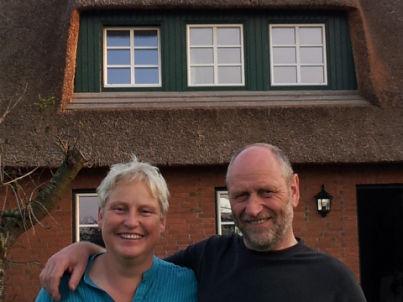 Ihr Gastgeber Wolfgang & Erika Budde