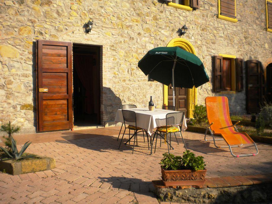 Toskana - sonnig und rustikal mit viel Komfort.