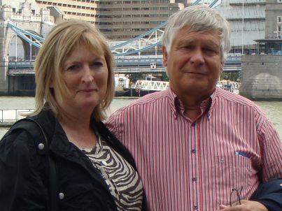 Ihr Gastgeber Jutta & Horst Hasenstab
