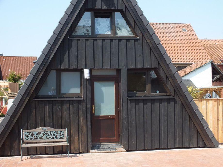 ferienhaus nurdachhaus in der pension fehrmann kauke. Black Bedroom Furniture Sets. Home Design Ideas
