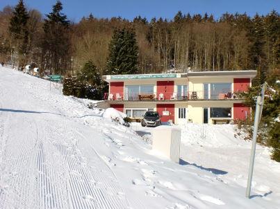 Haus Sonnenlift Willingen  Wohnung B mit Panoramausblick