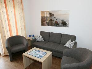 Ferienwohnung 9 - Haus an der Düne ca. 100m Strandentfernung
