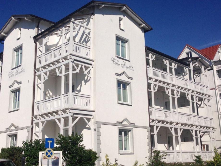 Villa Seydlitz Lottumstraße