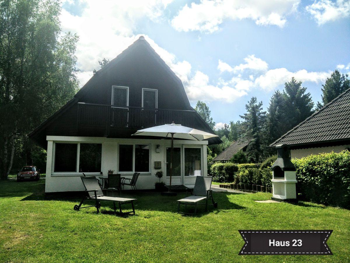Ferienhaus Haus 23 am Silbersee, Kurhessiches Bergland - Herr Jürgen ...