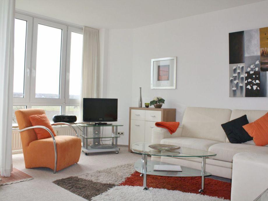 stilvoll gestaltetes Wohnzimmer